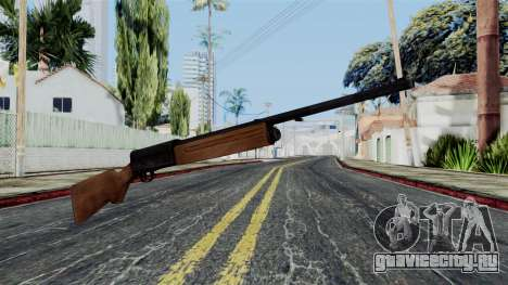 Browning Auto-5 from Battlefield 1942 для GTA San Andreas