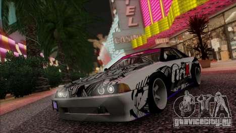 Fantastic ENB для GTA San Andreas десятый скриншот