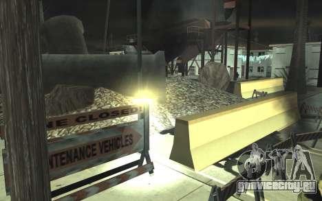 Ремонт дороги v2.0 для GTA San Andreas восьмой скриншот
