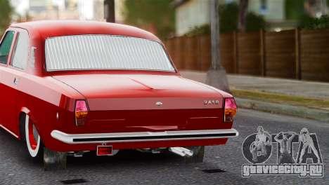 ГАЗ 2401 Волга тюнинг для GTA 4 вид справа