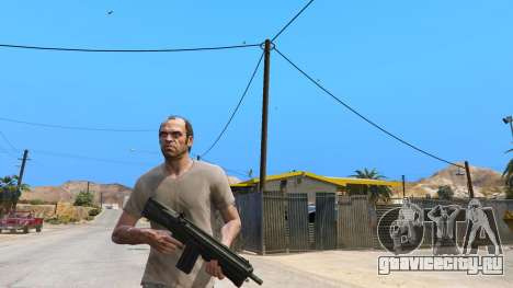 UTAS из Battlefield 4 для GTA 5 второй скриншот