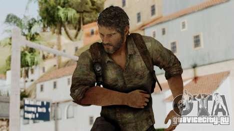 Joel - The Last Of Us для GTA San Andreas