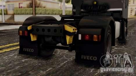Iveco EuroStar Low Cab для GTA San Andreas вид сверху