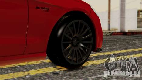 Brabus B900 для GTA San Andreas вид сзади слева