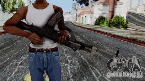 Bren LMG from Battlefield 1942 для GTA San Andreas третий скриншот