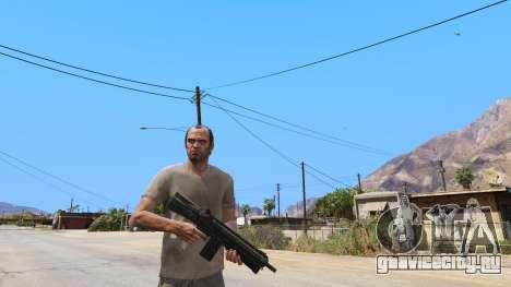 UTAS из Battlefield 4 для GTA 5