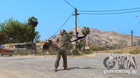 Gibson Flying V для GTA 5
