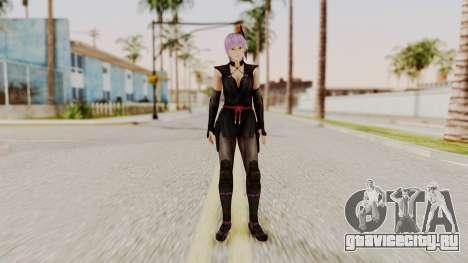 DOA 5 Ayane Ninja для GTA San Andreas второй скриншот