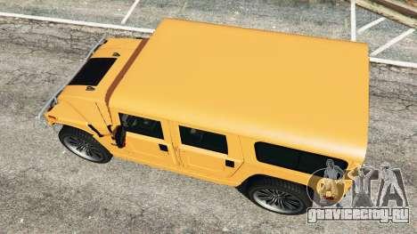 Hummer H1 для GTA 5