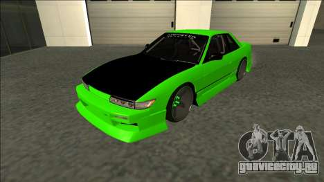 Nissan Silvia S13 Drift Monster Energy для GTA San Andreas
