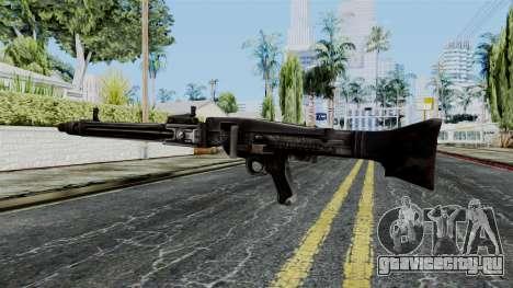 MG 42 from Battlefield 1942 для GTA San Andreas второй скриншот