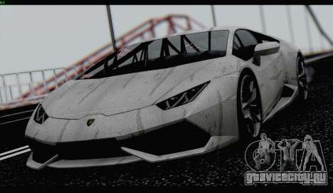 C3pot ENB для GTA San Andreas второй скриншот