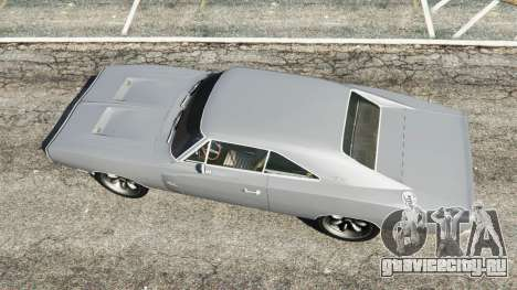 Dodge Charger RT SE 440 Magnum 1970 для GTA 5
