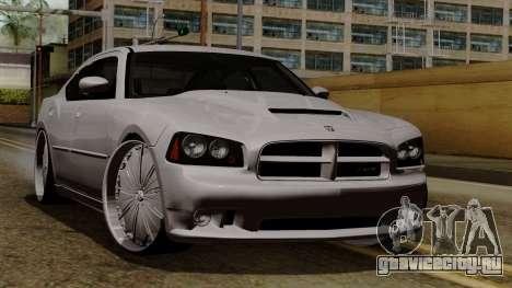 Dodge Charger 2006 DUB для GTA San Andreas
