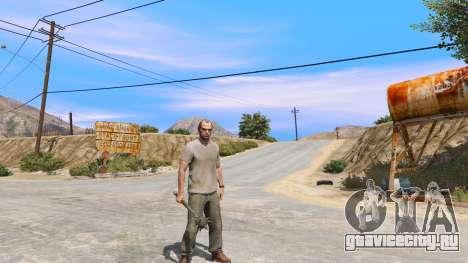 Стальная булава из TES IV Oblivion для GTA 5 второй скриншот