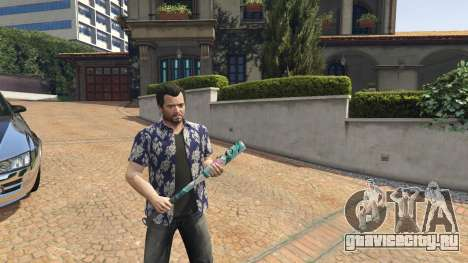 Аниме бита для GTA 5 третий скриншот