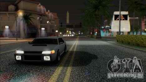 Fantastic ENB для GTA San Andreas девятый скриншот