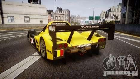 Radical SR8 RX 2011 [1] для GTA 4 вид сзади слева