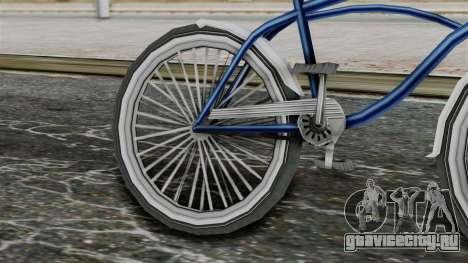 Aqua Bike from Bully для GTA San Andreas вид справа
