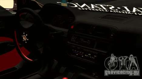 Honda Civic Hatchback B.O. Yapım для GTA San Andreas вид справа