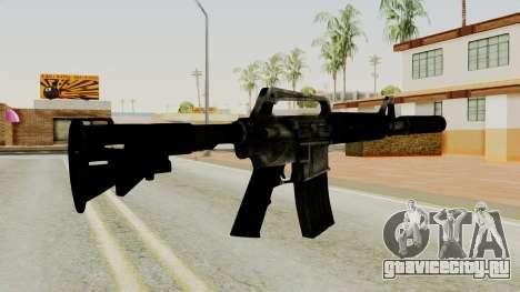 M4A1-S Basilisk для GTA San Andreas второй скриншот