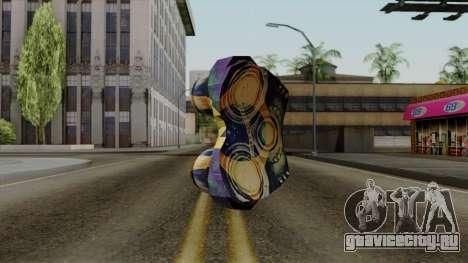 Brasileiro NV Goggles v2 для GTA San Andreas второй скриншот