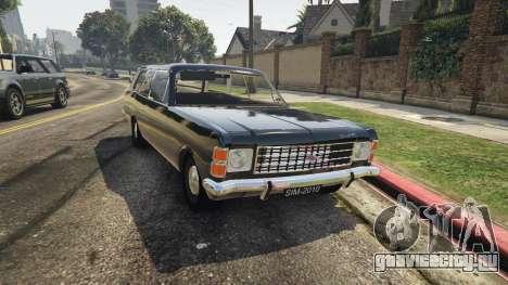 Chevrolet Caravan 1975 2.0 для GTA 5