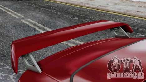 GTA 5 Benefactor Surano v2 IVF для GTA San Andreas вид справа