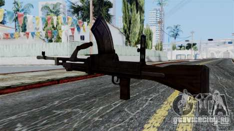 Bren LMG from Battlefield 1942 для GTA San Andreas