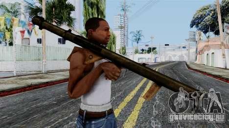 Bazooka from Battlefield 1942 для GTA San Andreas третий скриншот