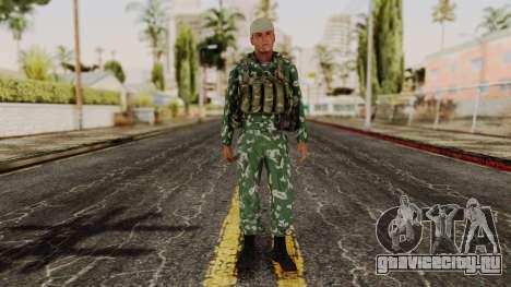 Разведчик ВДВ для GTA San Andreas второй скриншот
