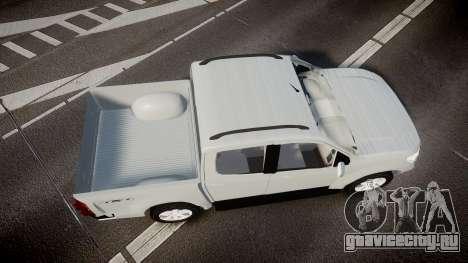 Chevrolet S10 LTZ 2014 v0.1 для GTA 4 вид справа