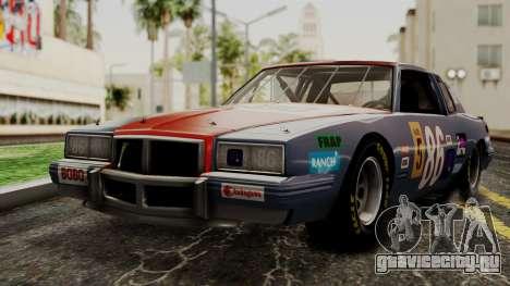 Pontiac GranPrix Hotring 1981 IVF для GTA San Andreas