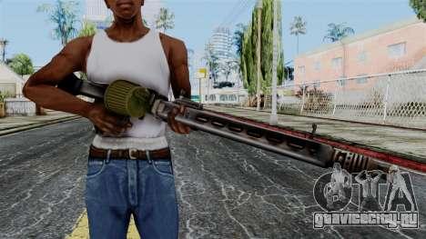 MG 42 from Battlefield 1942 для GTA San Andreas третий скриншот