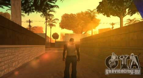 PS2 Graphics for Weak PC для GTA San Andreas второй скриншот