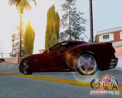Vitesse ENB V1.1 Low PC для GTA San Andreas третий скриншот