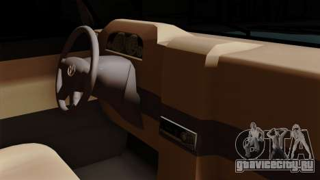 Toyota Kijang Grand Ext для GTA San Andreas вид справа