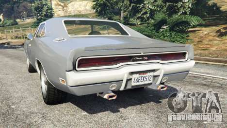 Dodge Charger RT SE 440 Magnum 1970 для GTA 5