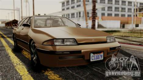 GTA 5 Zirconium Stratum для GTA San Andreas