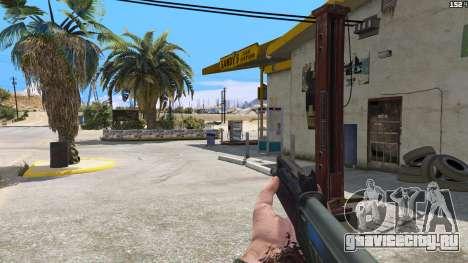 САЙГА из Battlefield 4 для GTA 5 третий скриншот