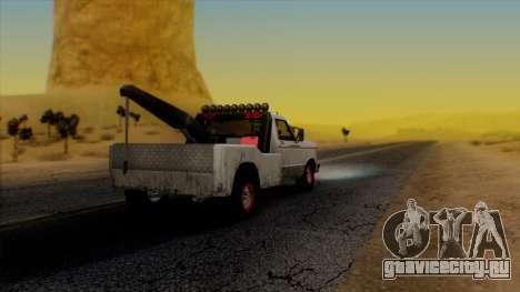 Fantastic ENB для GTA San Andreas восьмой скриншот