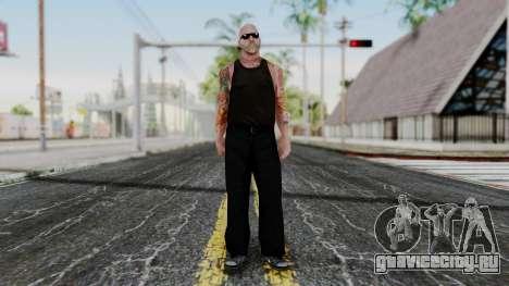 Alice Baker Old Member для GTA San Andreas второй скриншот