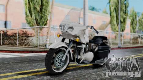 Bike Cop from Bully для GTA San Andreas