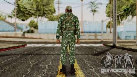 Разведчик ВДВ для GTA San Andreas третий скриншот