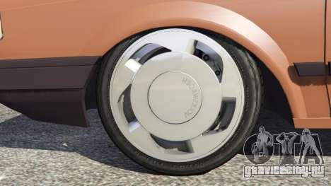 Volkswagen Saveiro Cli 1.6 [Edit] для GTA 5