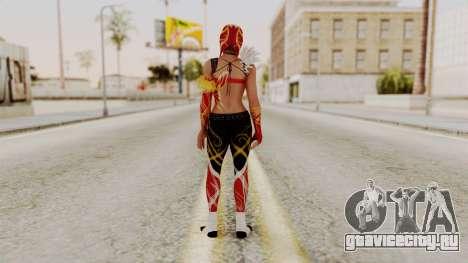 DOA 5 LaMariposa для GTA San Andreas третий скриншот