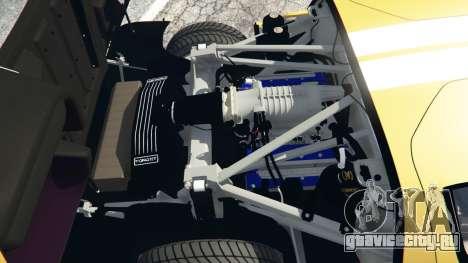 Ford GT 2005 v1.1 для GTA 5 вид спереди справа