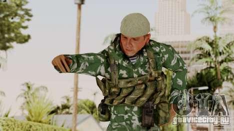 Разведчик ВДВ для GTA San Andreas