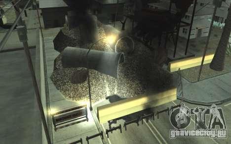 Ремонт дороги v2.0 для GTA San Andreas третий скриншот