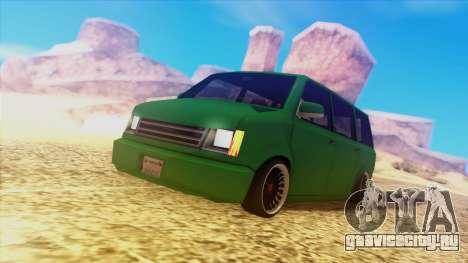 Fantastic ENB для GTA San Andreas второй скриншот